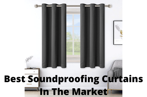 Best Soundproofing Curtains in the Market